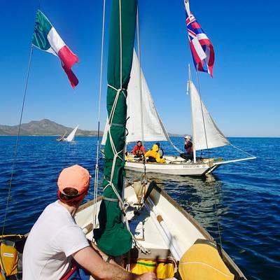 NOLS Spring Semester in Baja