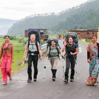 Gap Year Program - NOLS Spring Semester in India  2