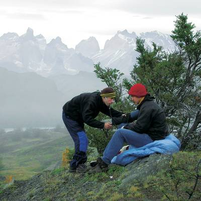 Gap Year Program - NOLS Spring Semester in the Rockies with WFR  4