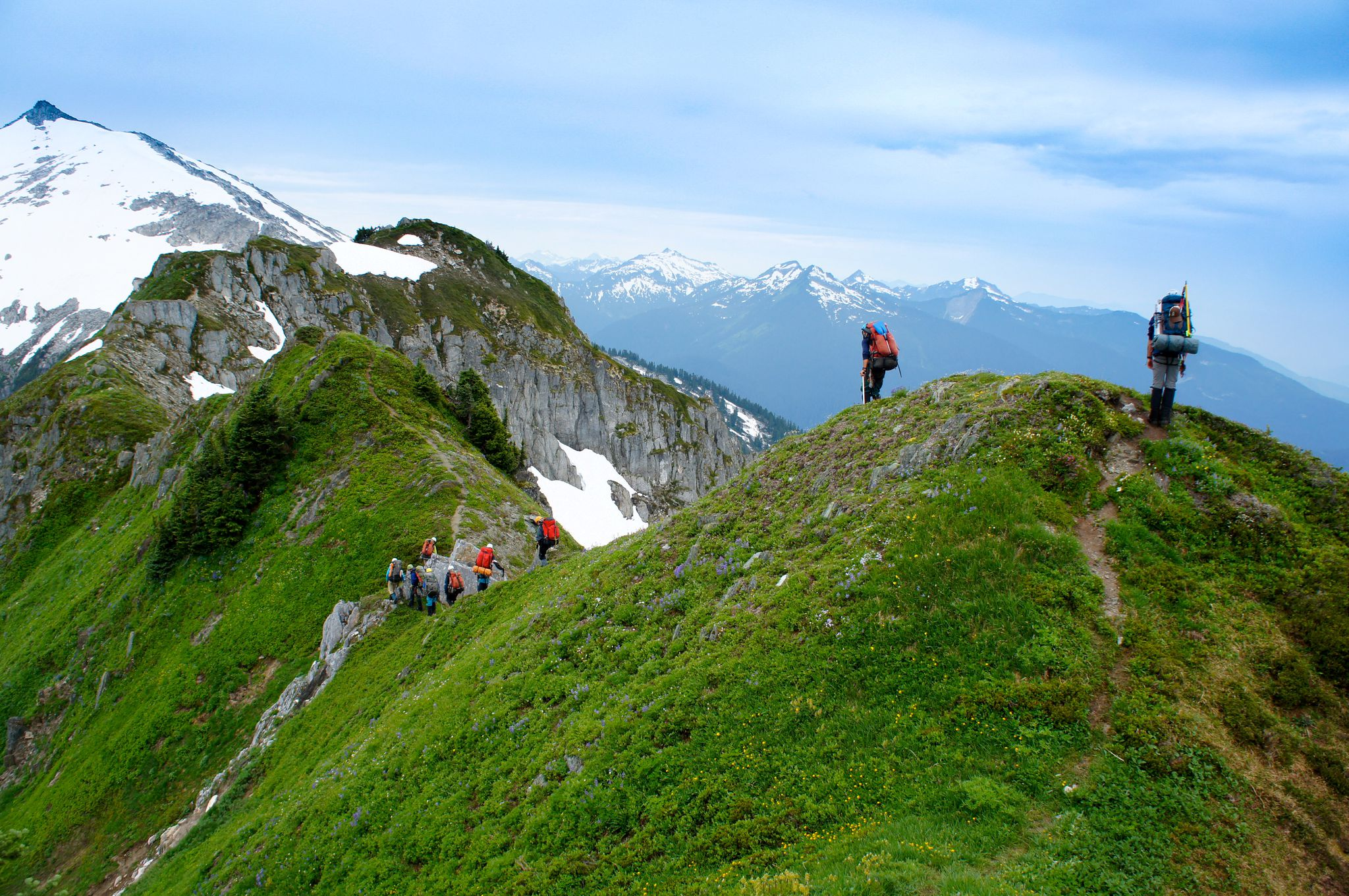 Gap Year Program - NOLS Study Abroad Outdoors  1