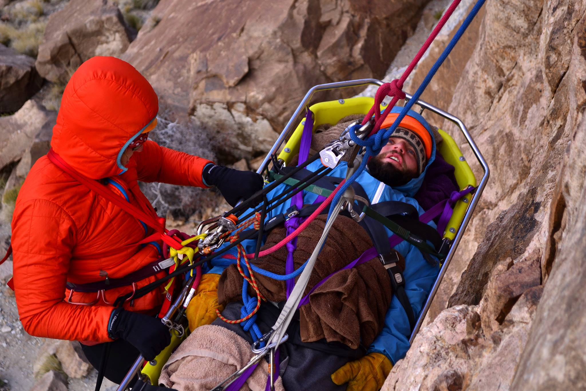 Summer Program - Health and Well Being | NOLS Wilderness Advanced First Aid (WAFA)