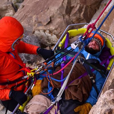 Gap Year Program - NOLS Wilderness Medicine and Rescue Semester  2
