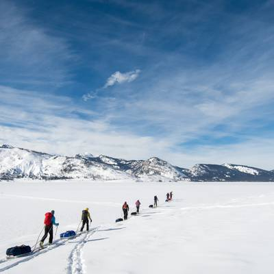Gap Year Program - NOLS Wilderness Medicine and Rescue Semester  3