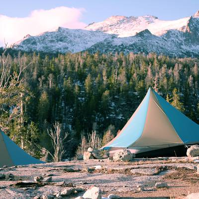Summer Program - Hiking   NOLS Wind River Service Expedition