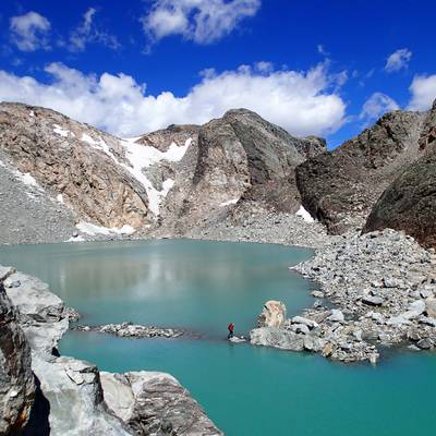 NOLS Wind River Wilderness 18 to 22 Only