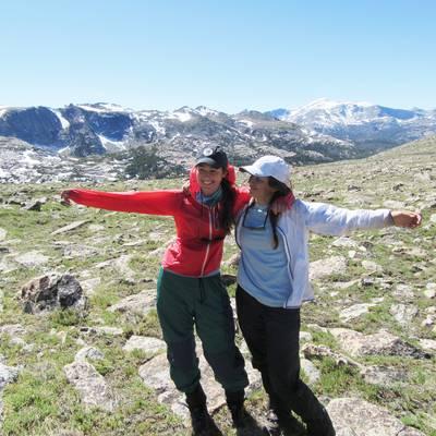 Gap Year Program - NOLS Wind River Wilderness 18 to 22 Only  2