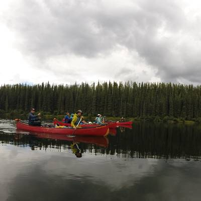 Summer Program - Hiking | NOLS Yukon Backpacking and Wilderness Canoe