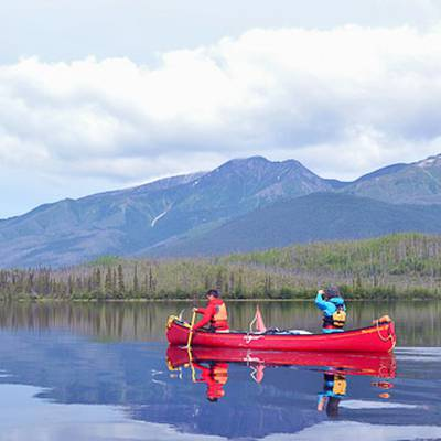 Summer Program - Canoeing | NOLS Yukon Backpacking and Wilderness Canoe