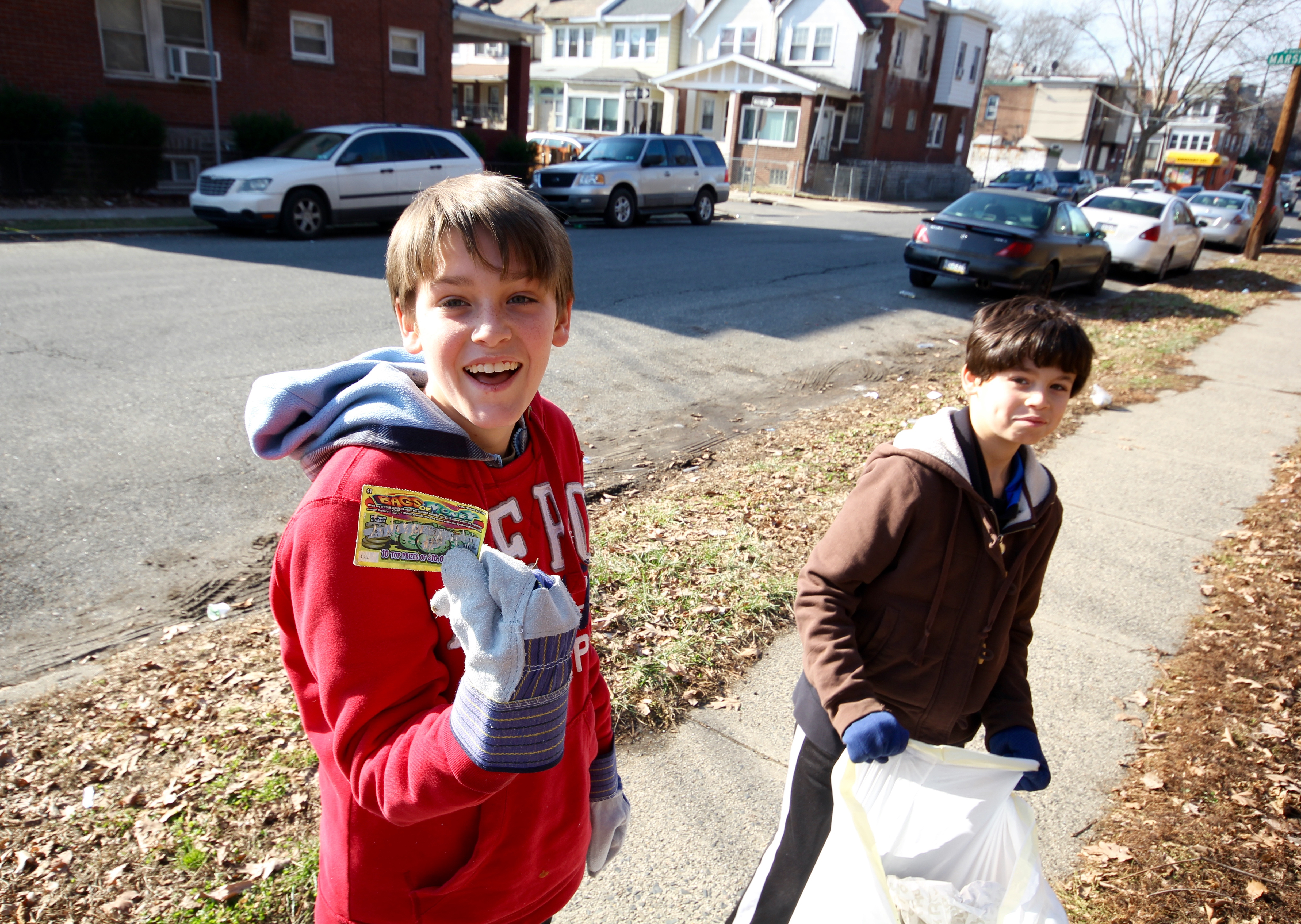 Community Service Organization - North 5th Street-Youth Advisory Council  2