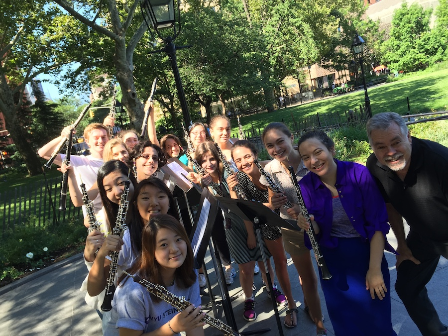 NYU Steinhardt Music and Performing Arts Professions Summer Programs