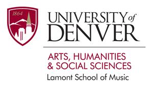 University of Denver: Lamont School of Music