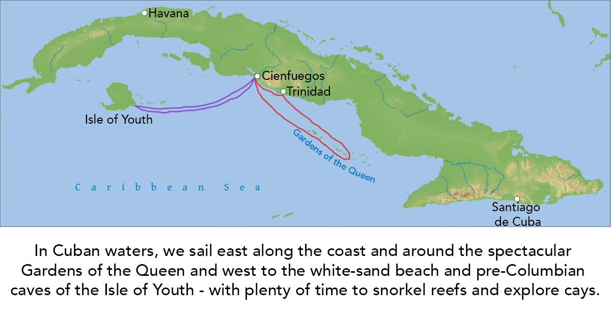 Gap Year Program - Ocean Passages - Gap Year Sailing  2