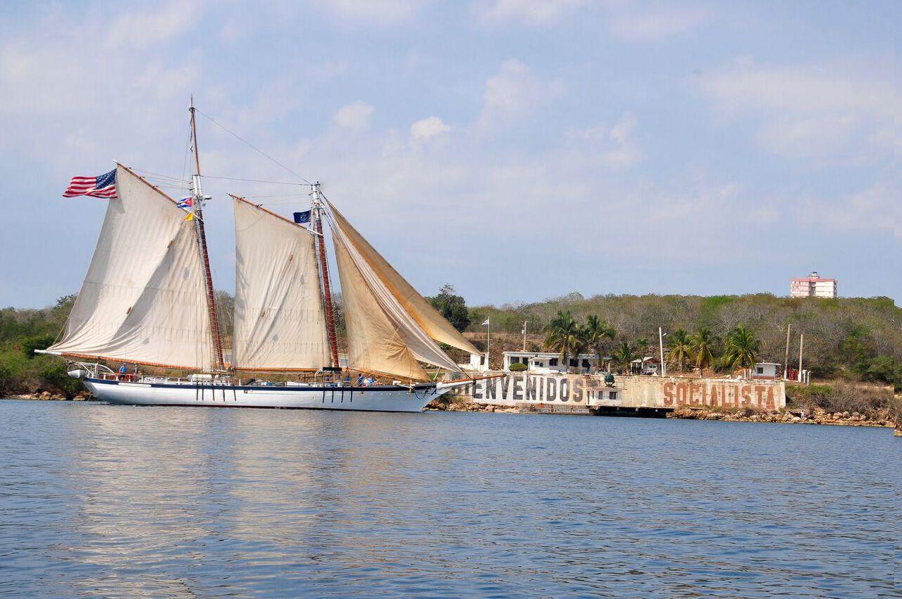 Gap Year Program - Ocean Passages - Gap Year Sailing  1
