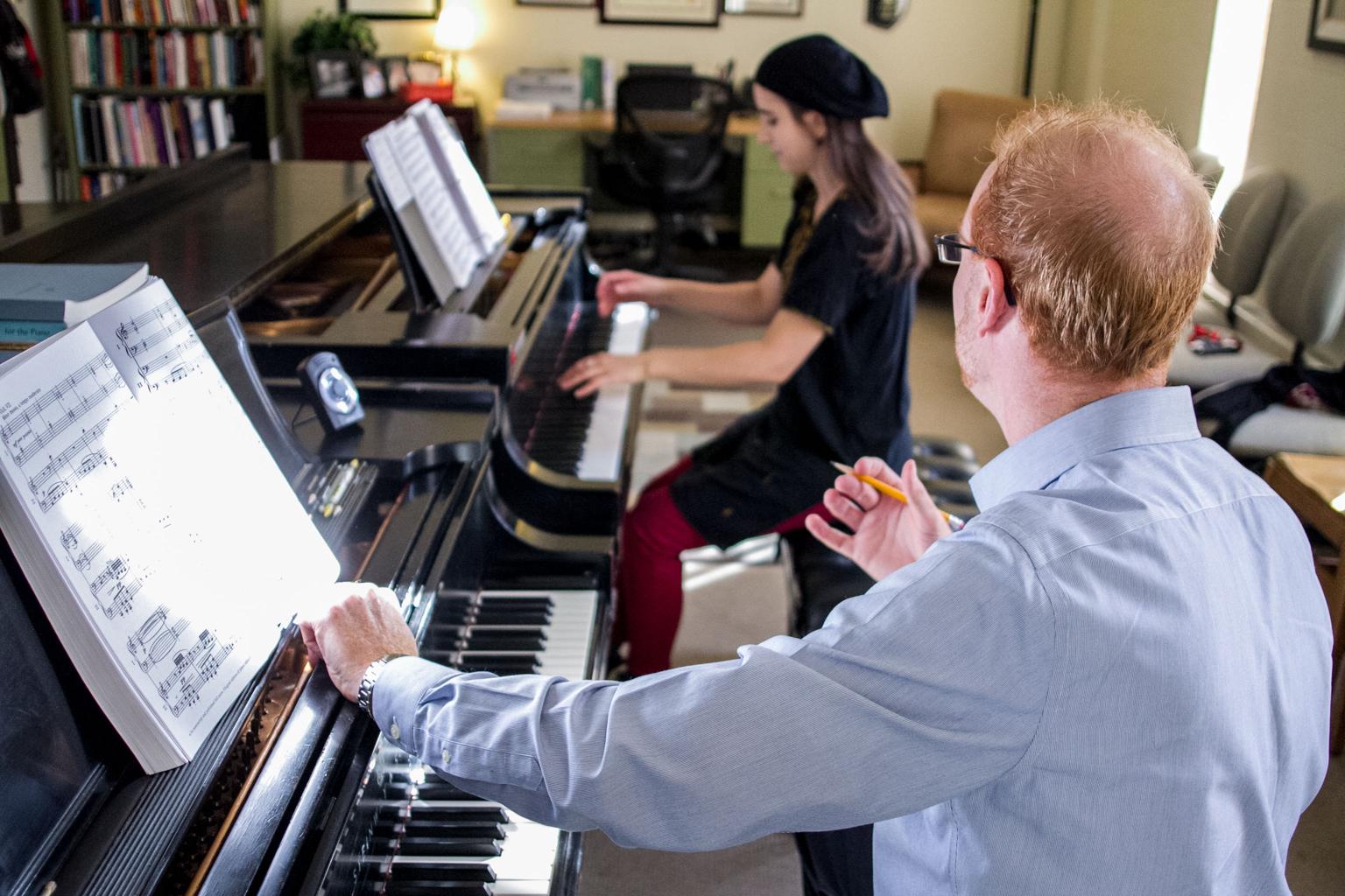 OHIO Summer Music Academy: Piano Academy