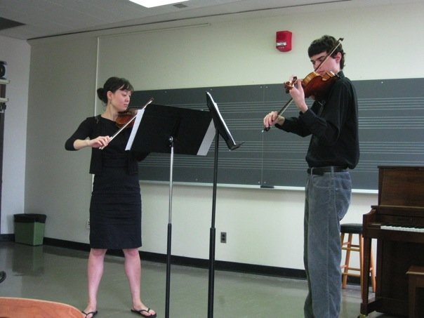 OHIO Summer Music Academy: String Academy