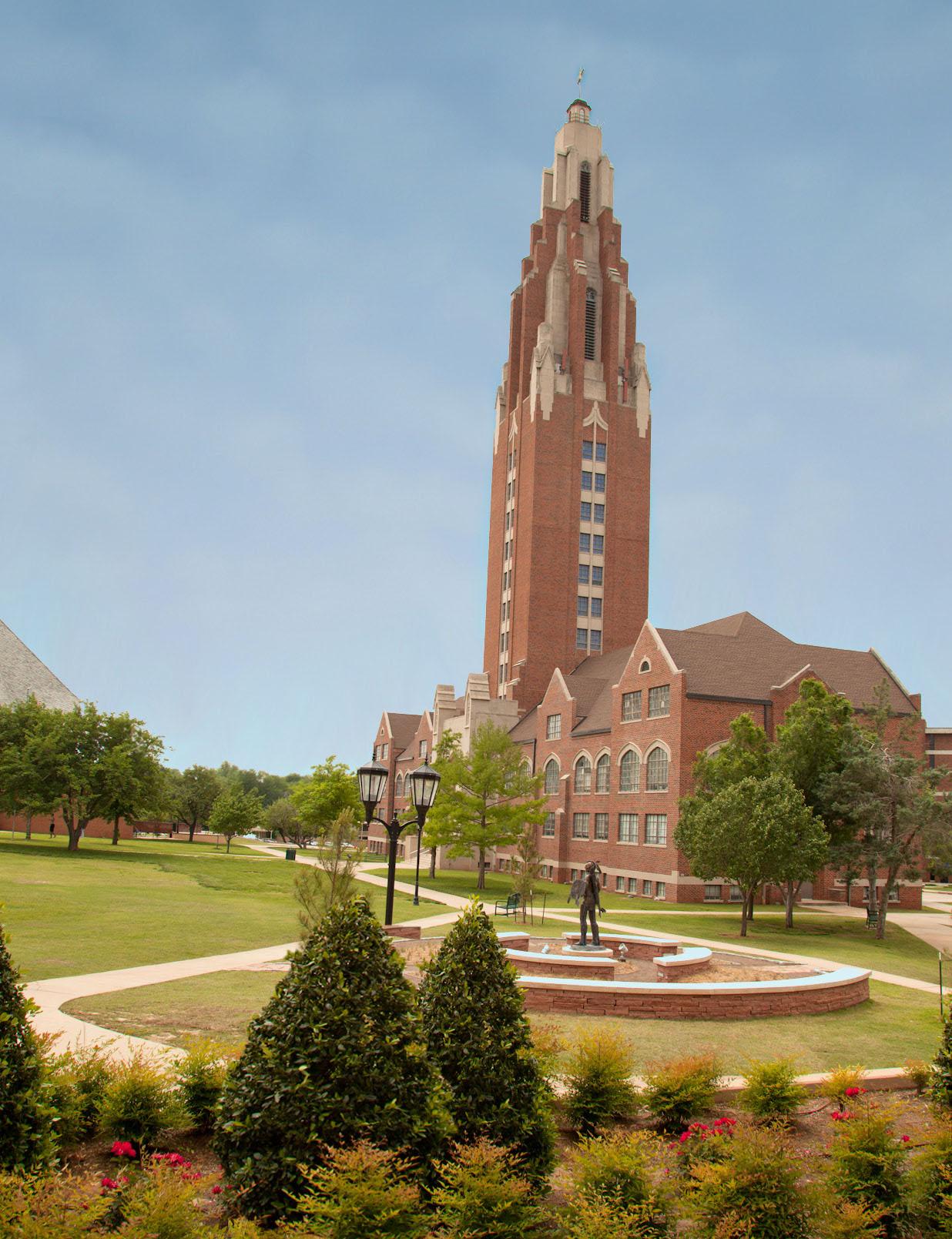 College - Oklahoma City University  7