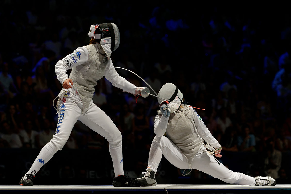 Olympic Fencing Summer Camp