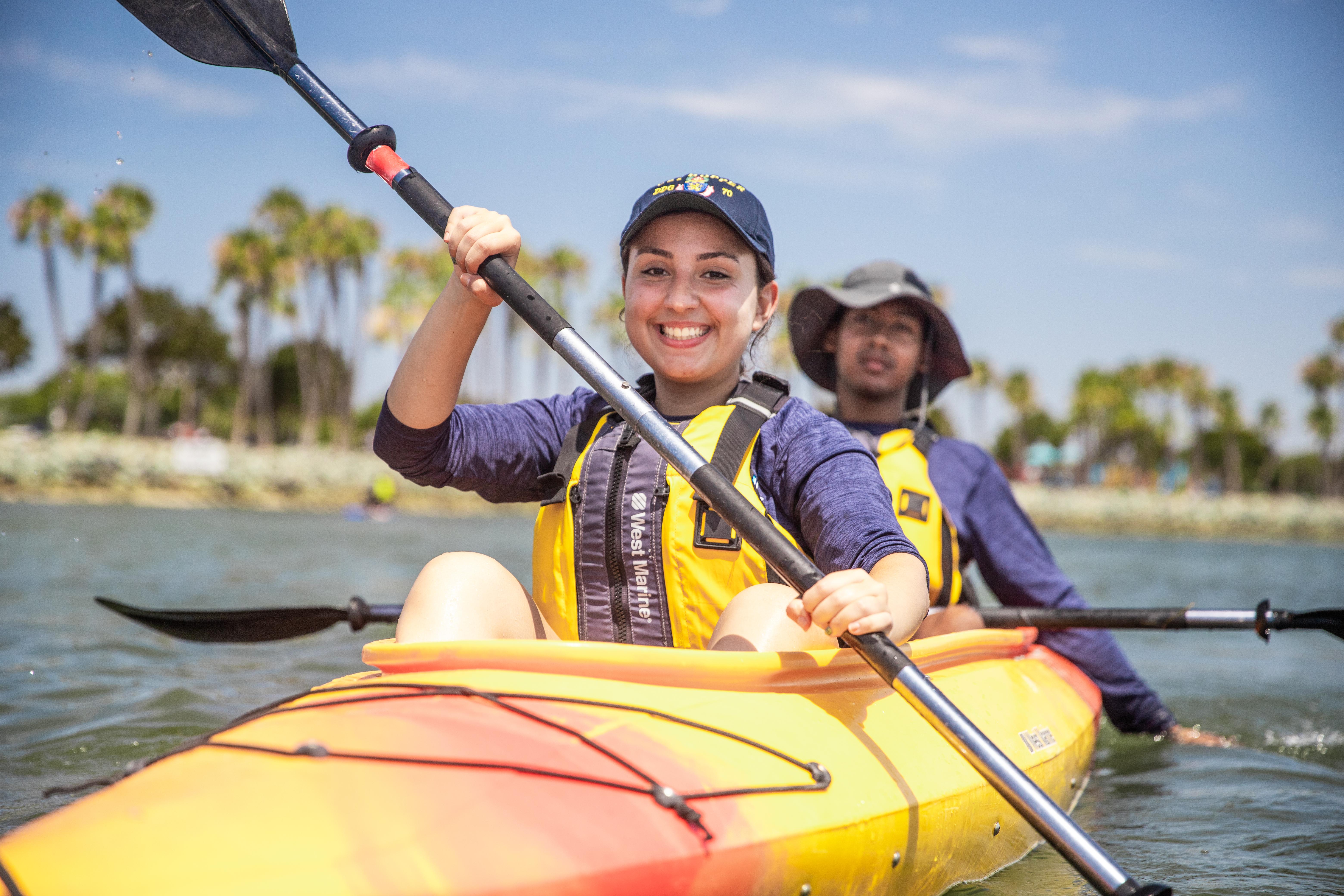 Outdoor Outreach Leadership Program
