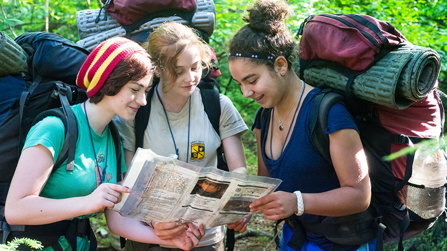 Summer Program - Adventure/Trips | Outward Bound