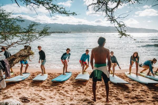 Summer Program - Hiking   Pacific Discovery: Hawaii Summer Program