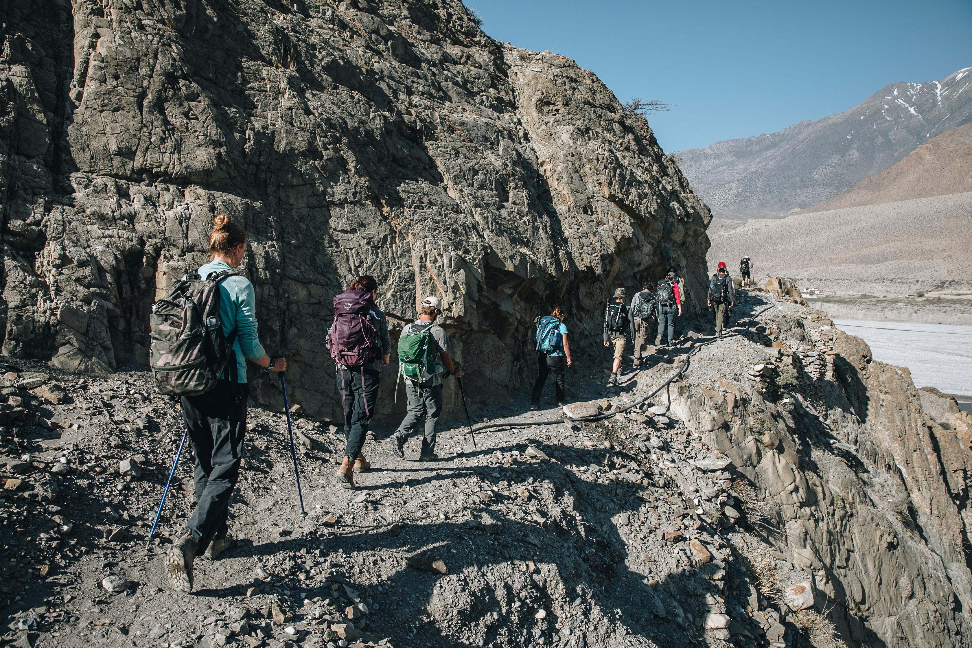 Gap Year Program - Pacific Discovery: Nepal & Tibet Gap Year Semester  2