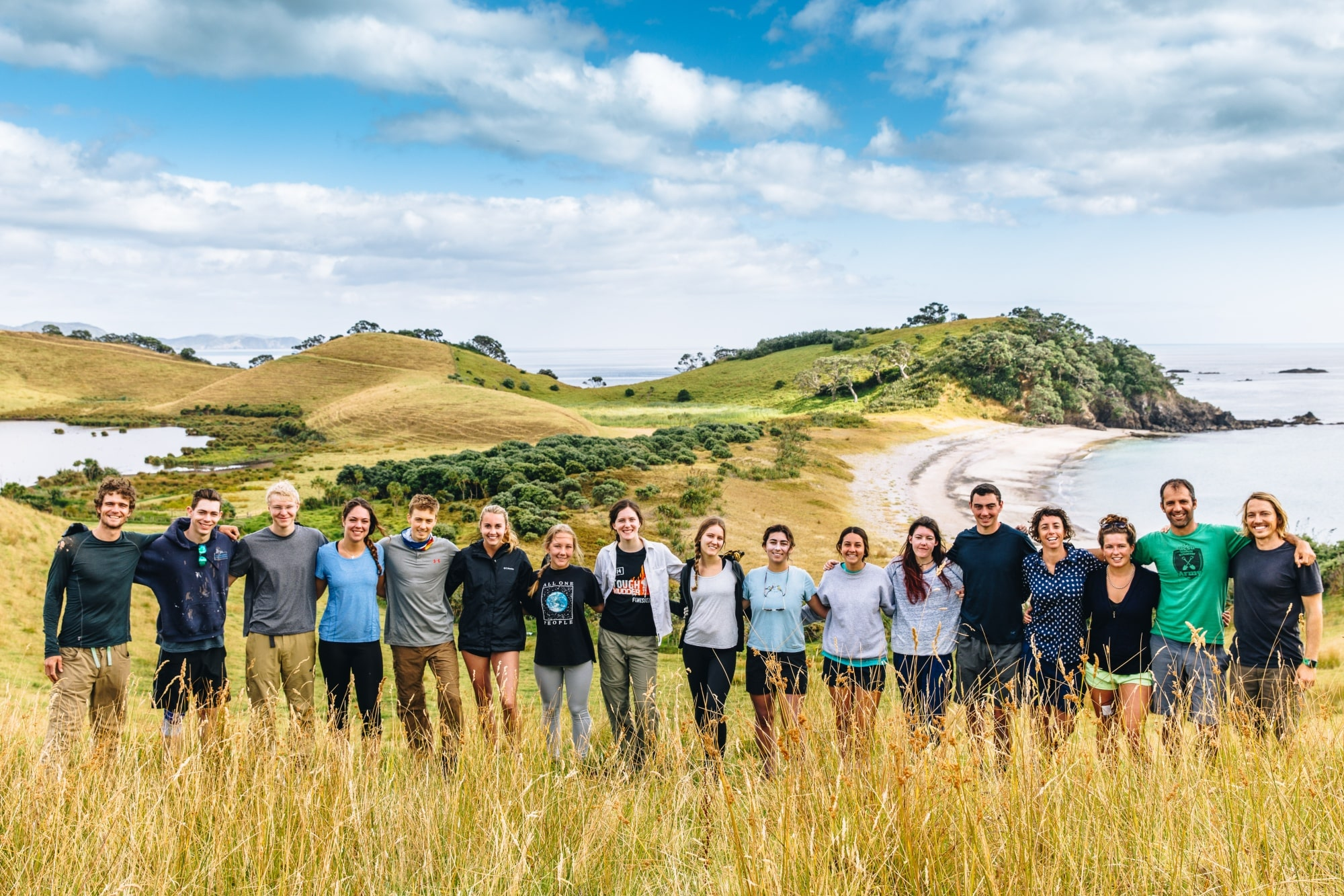 Pacific Discovery: New Zealand High School Summer Program | 3 weeks