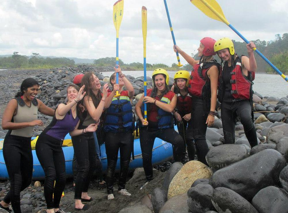 Gap Year Program - Pacific Discovery: South America Gap Year Semester  8