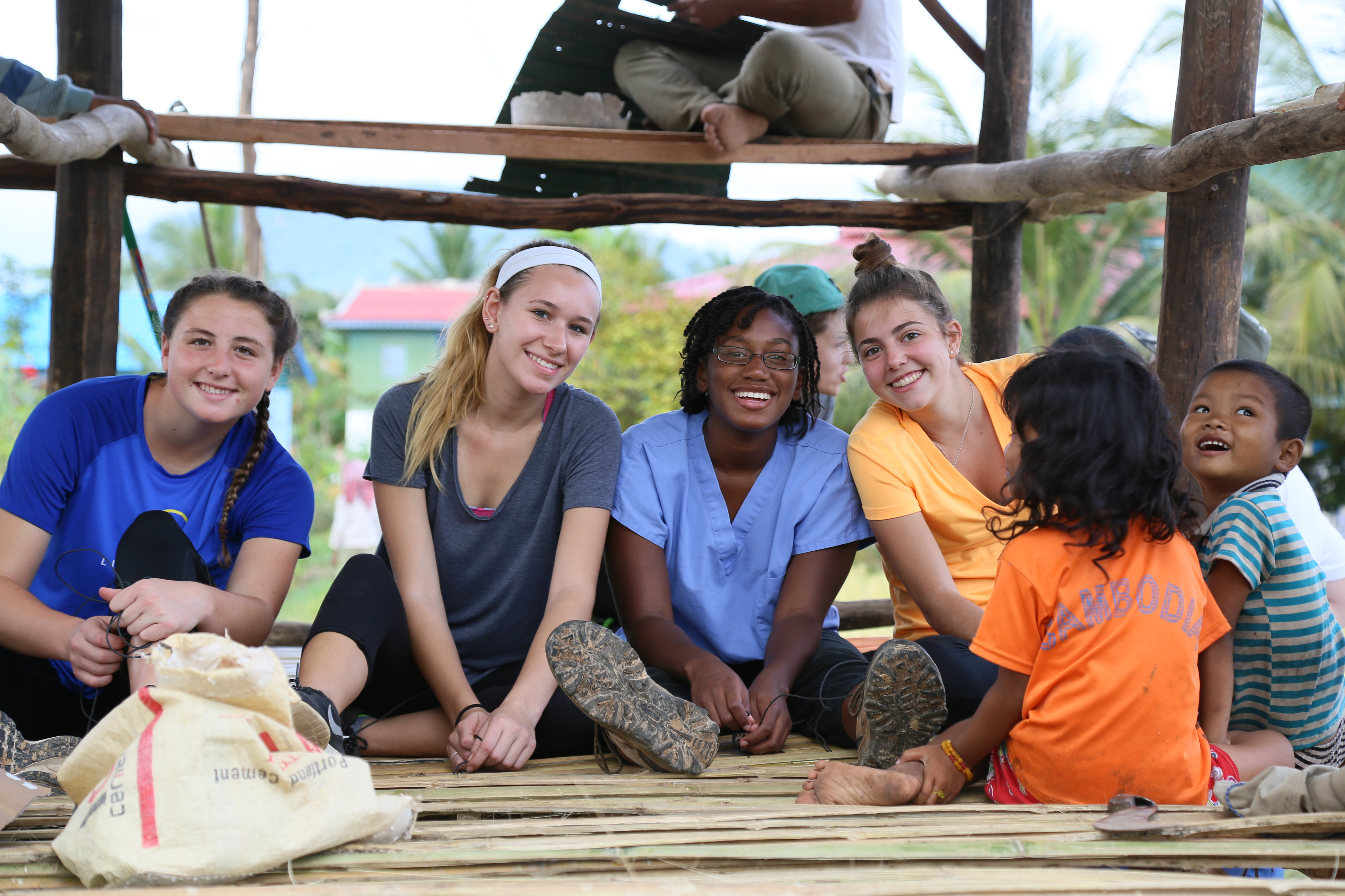 Gap Year Program - Pacific Discovery: Southeast Asia Gap Year Semester  2