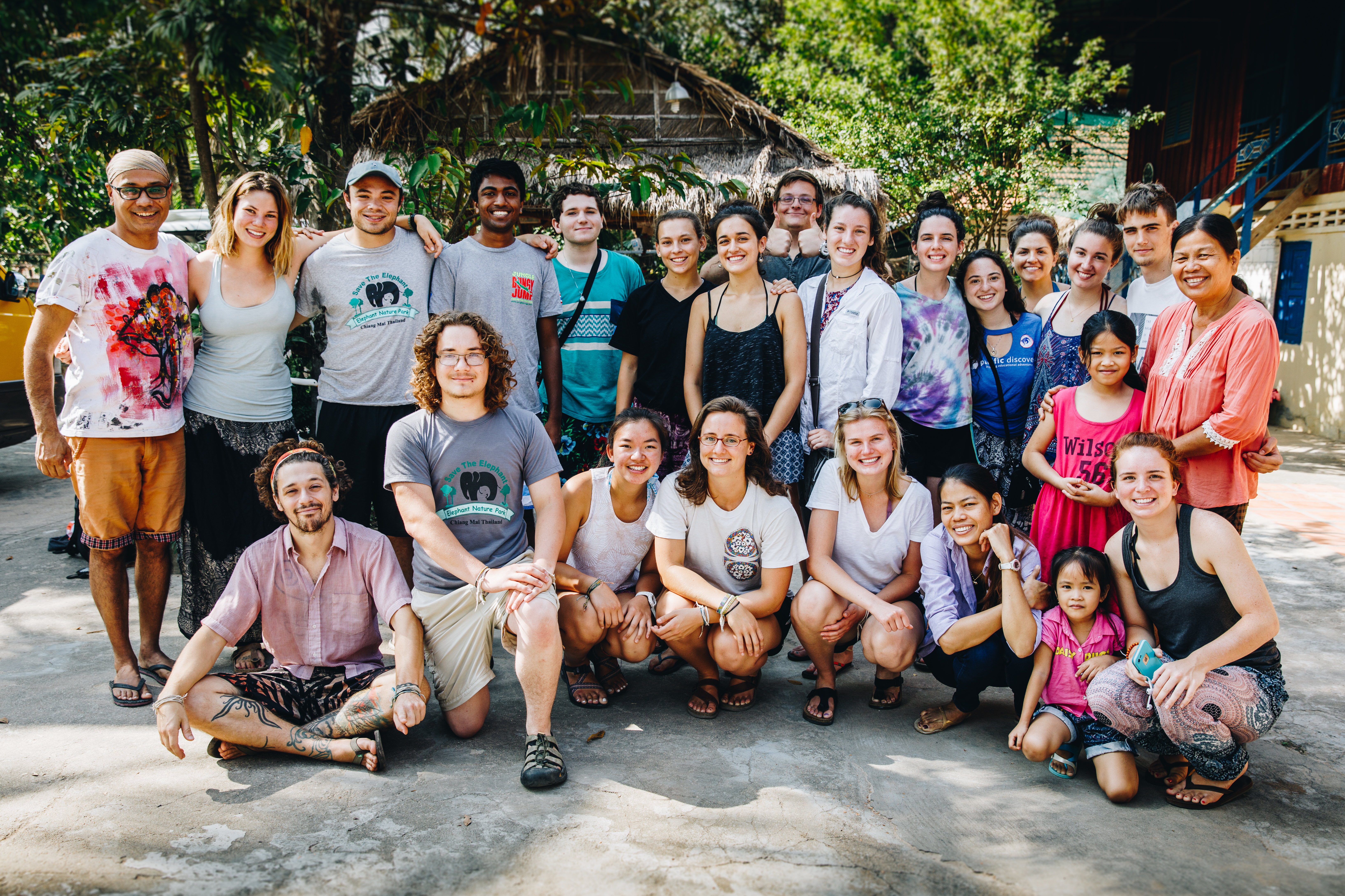 Pacific Discovery: Southeast Asia Gap Year Semester