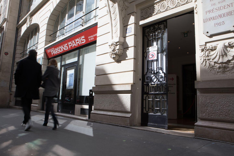 Parsons Paris Online Courses for High School Students