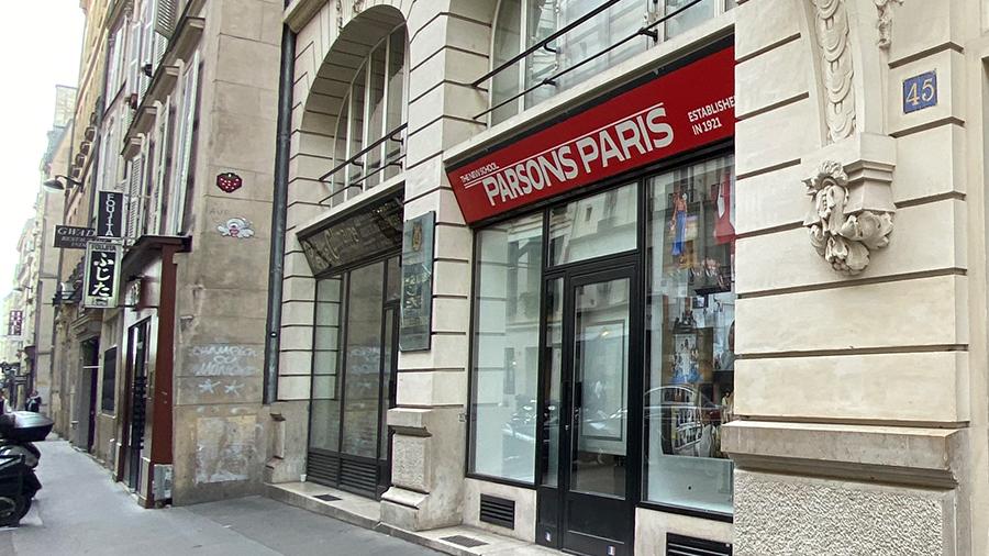 Parsons Paris Online Courses for High School Students: Business