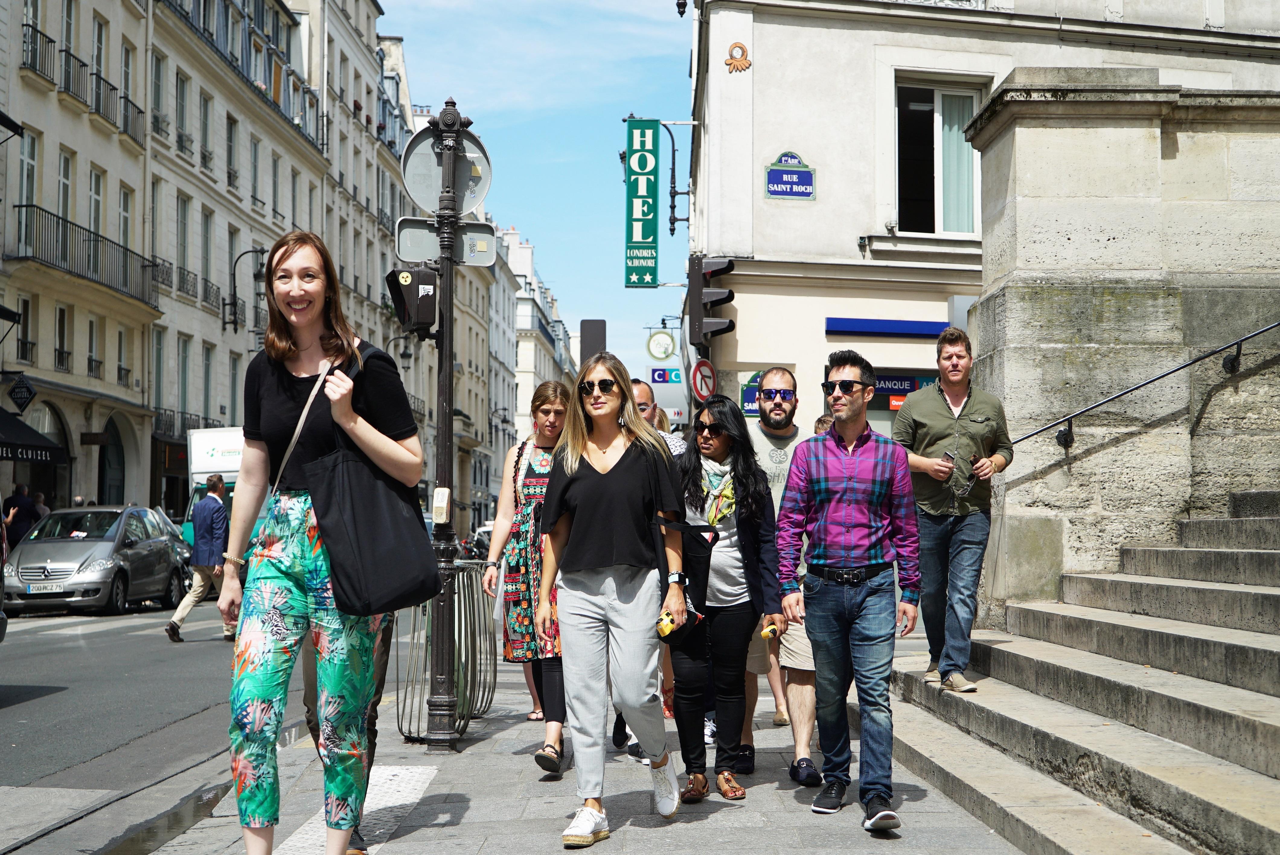 Parsons Academy: Paris Summer Intensive Studies