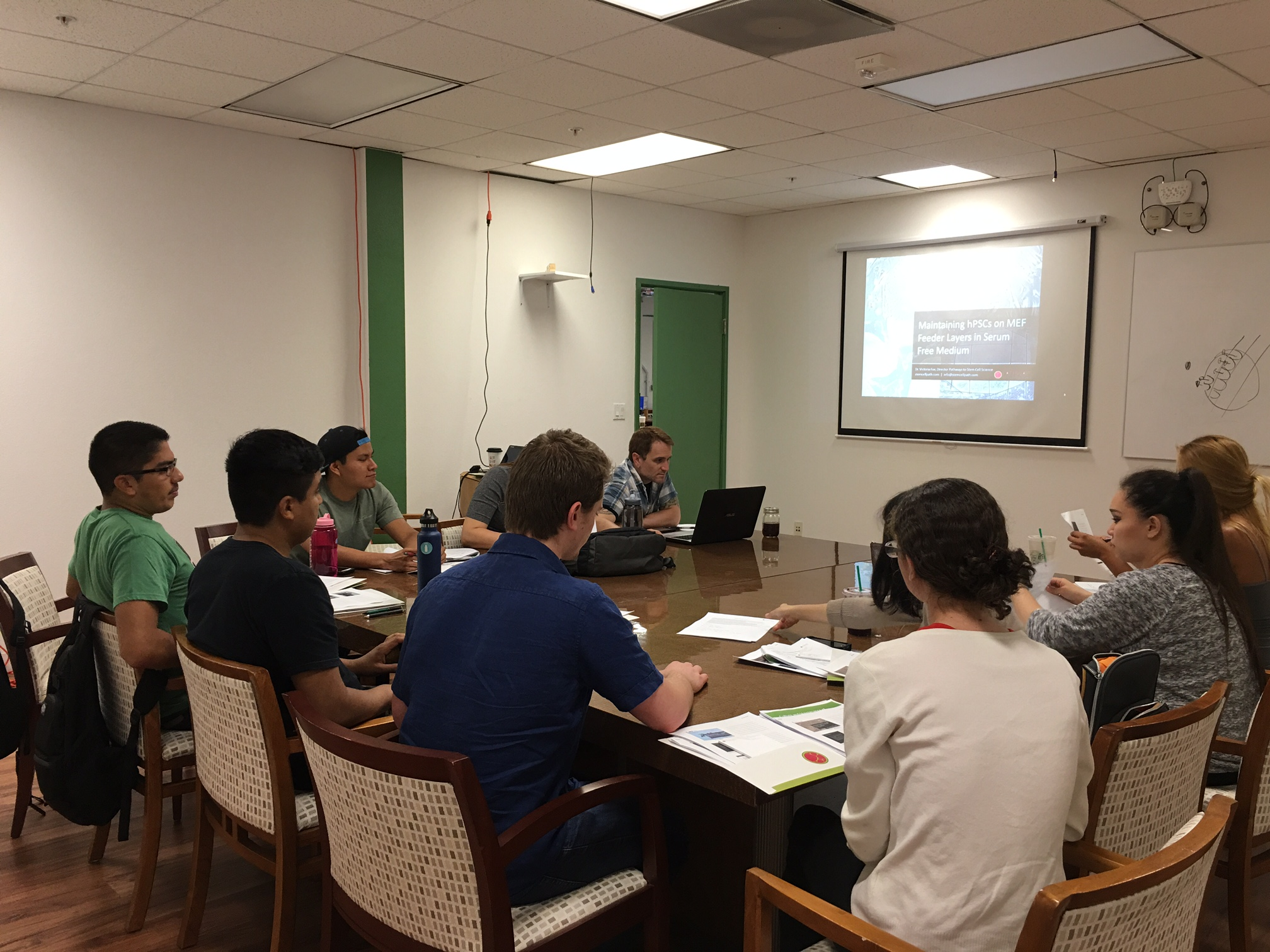 Summer Program - Sports Medicine | Pathways to Stem Cell Science
