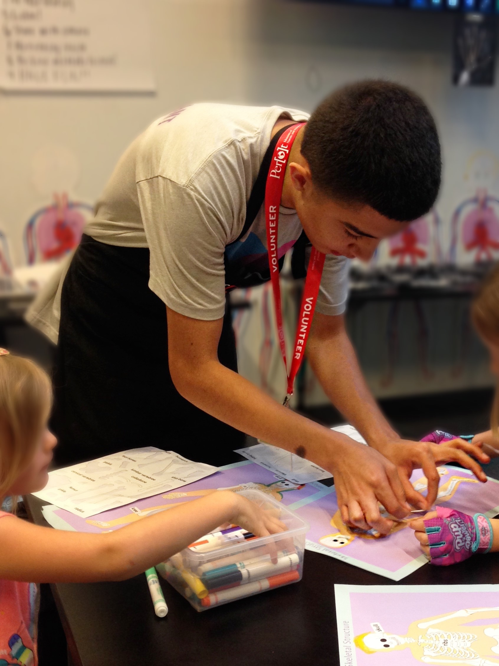 Community Service Organization - Perot Museum of Nature and Science  3