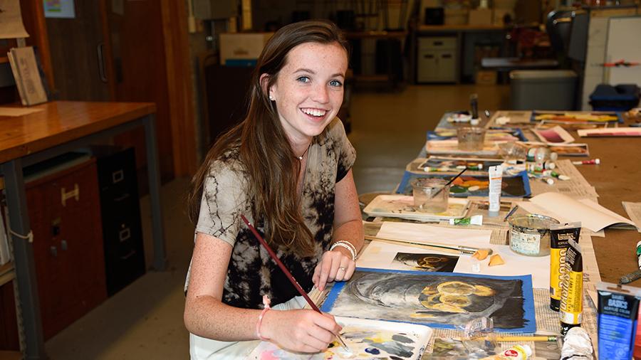Summer Program - Arts   Andover Summer at Phillips Academy