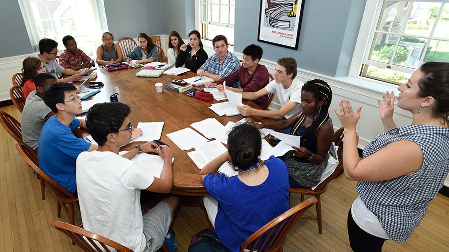 Summer Program - Physics   Andover Summer at Phillips Academy