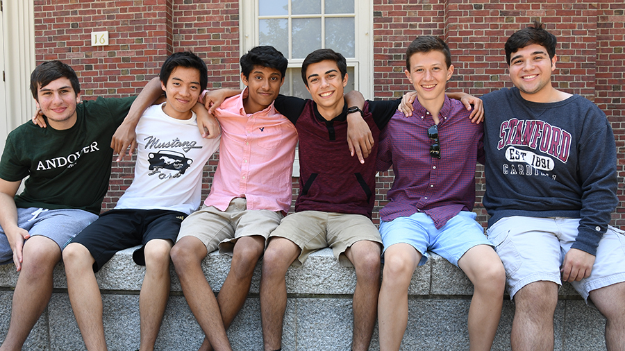 Summer Program - Mathematics   Andover Summer at Phillips Academy