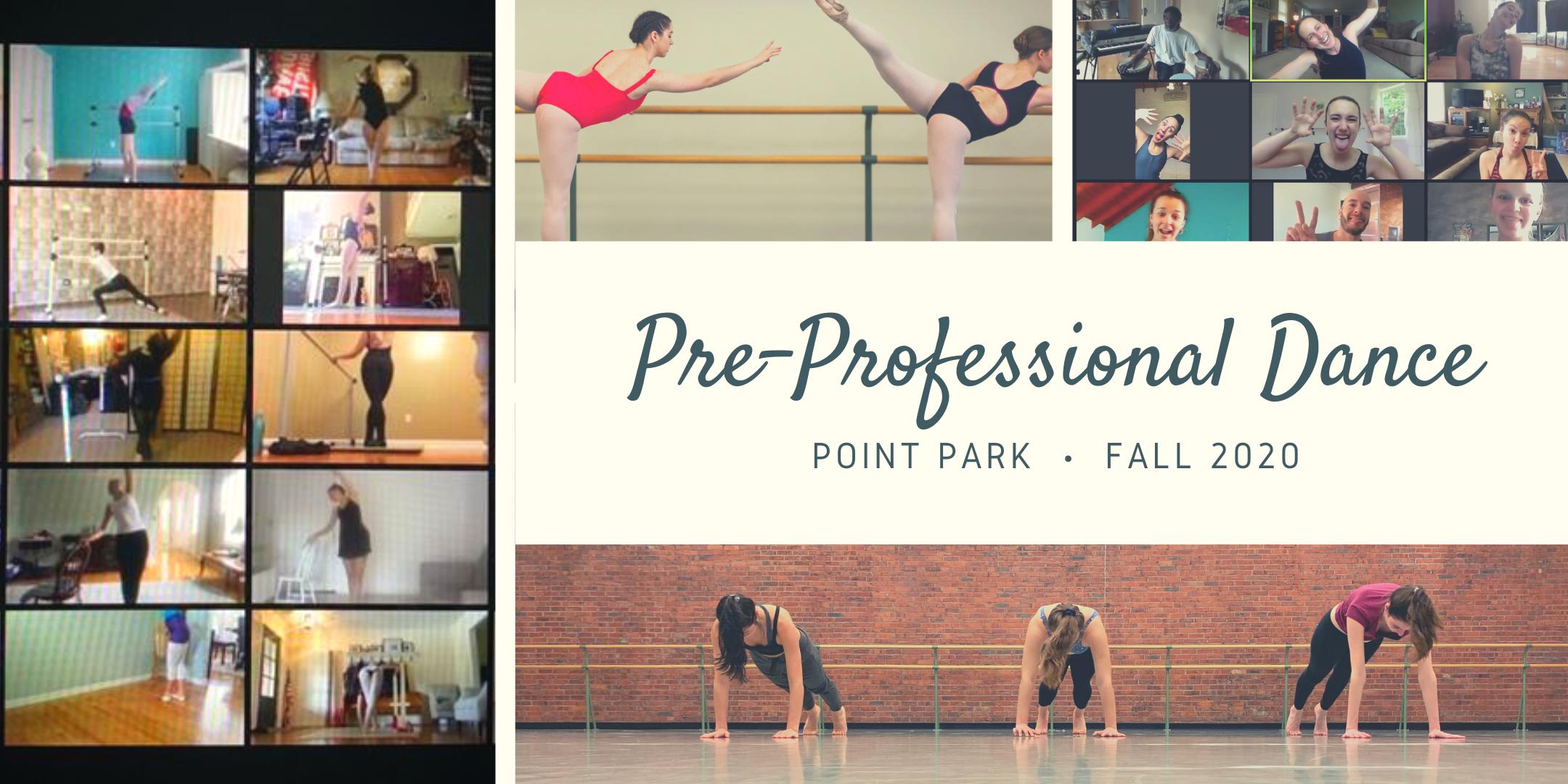 Point Park University: Online Community Classes