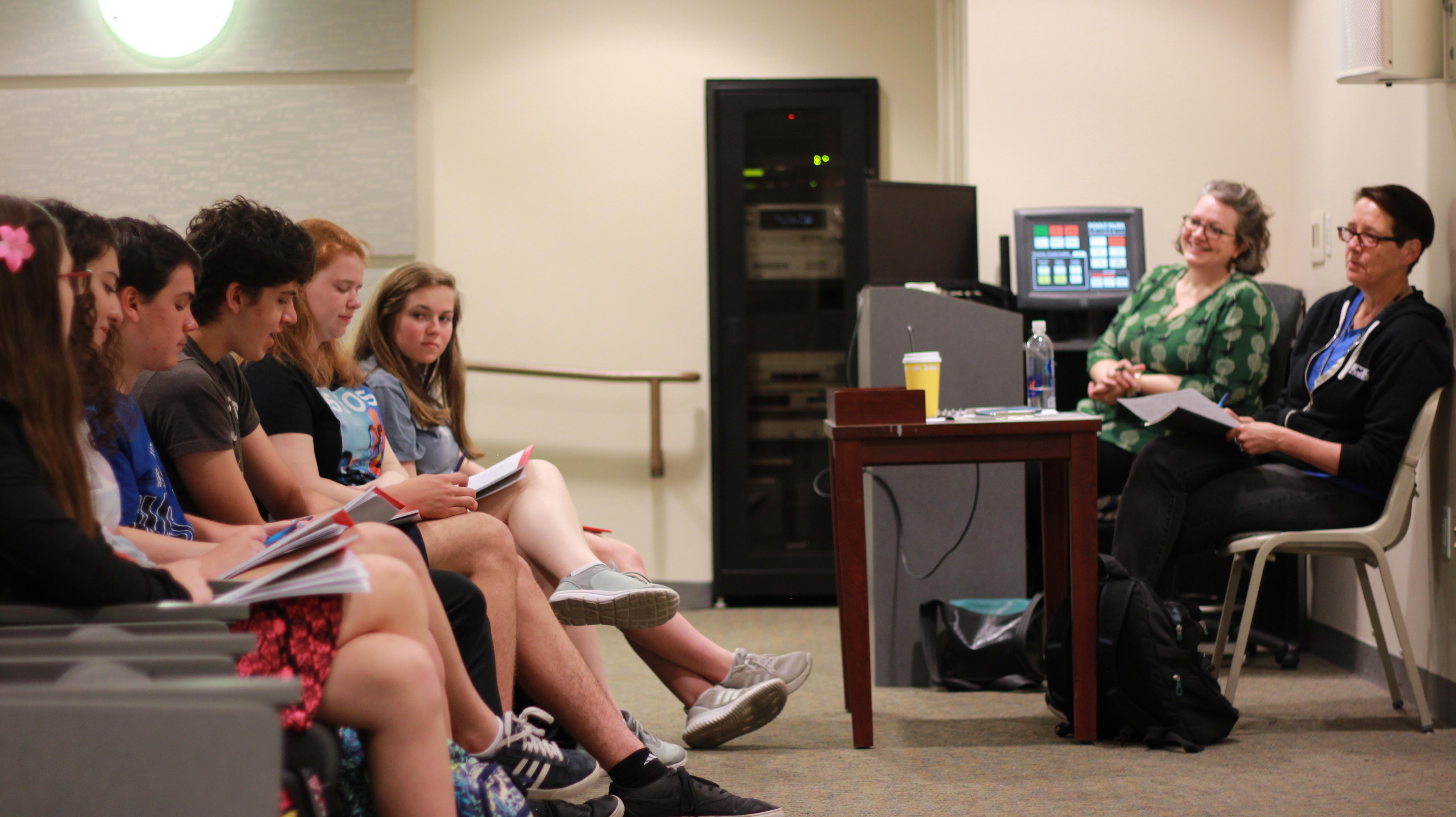 Summer Program - Filmmaking and Digital Media | Point Park University: Screenwriting Intensive