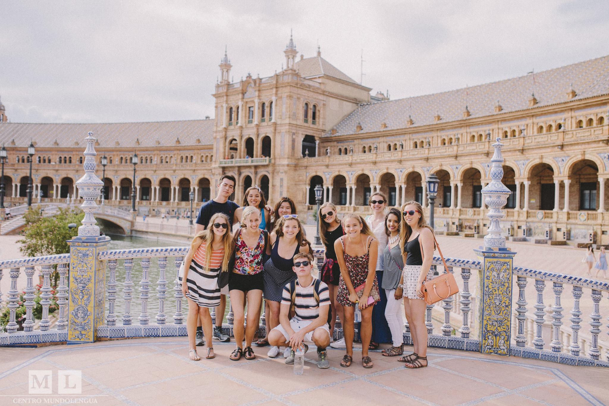 Centro MundoLengua:  Pre-AP Spanish Language and Culture in Sevilla, Spain
