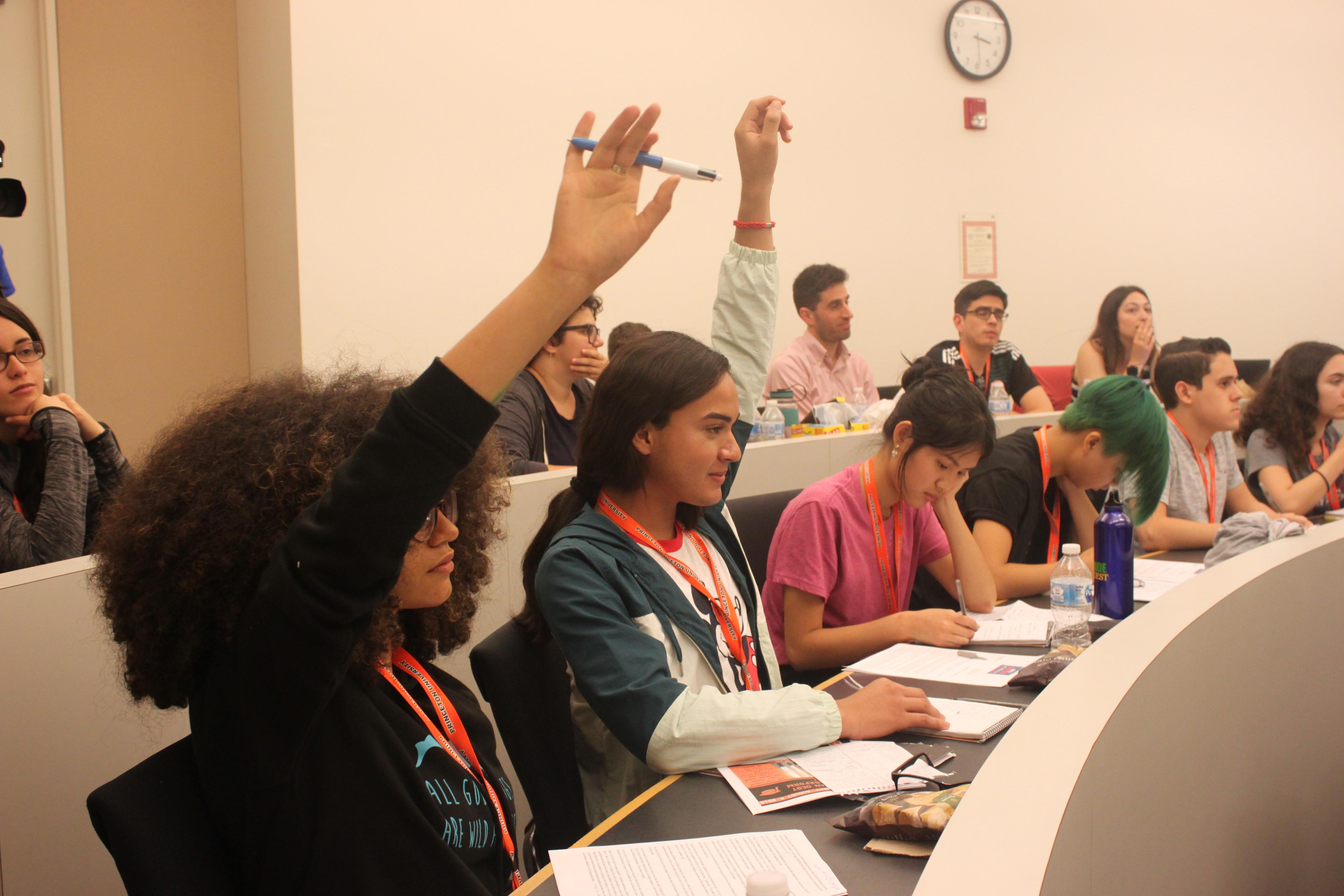 Princeton Summer Journalism Program (PSJP)