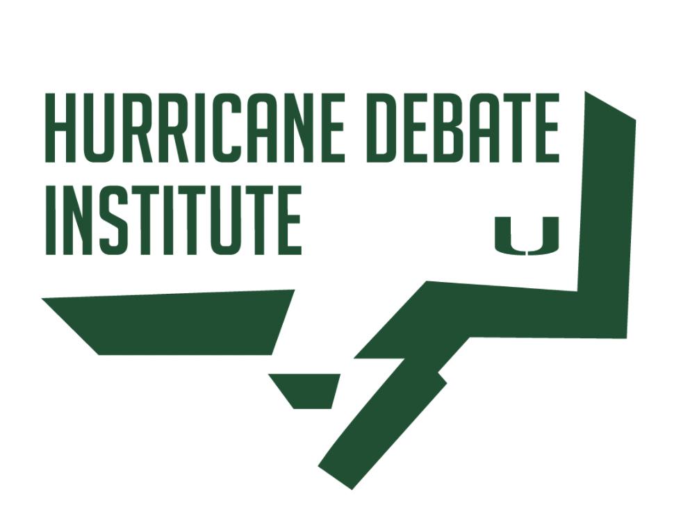 University of Miami Debate Camp: Public Forum