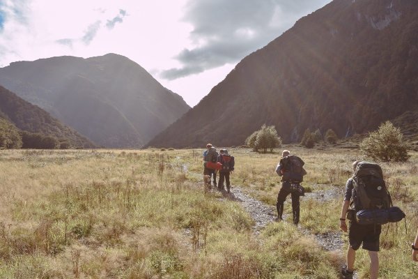 Pure Exploration: 4 Week Expedition Program – Queenstown, New Zealand