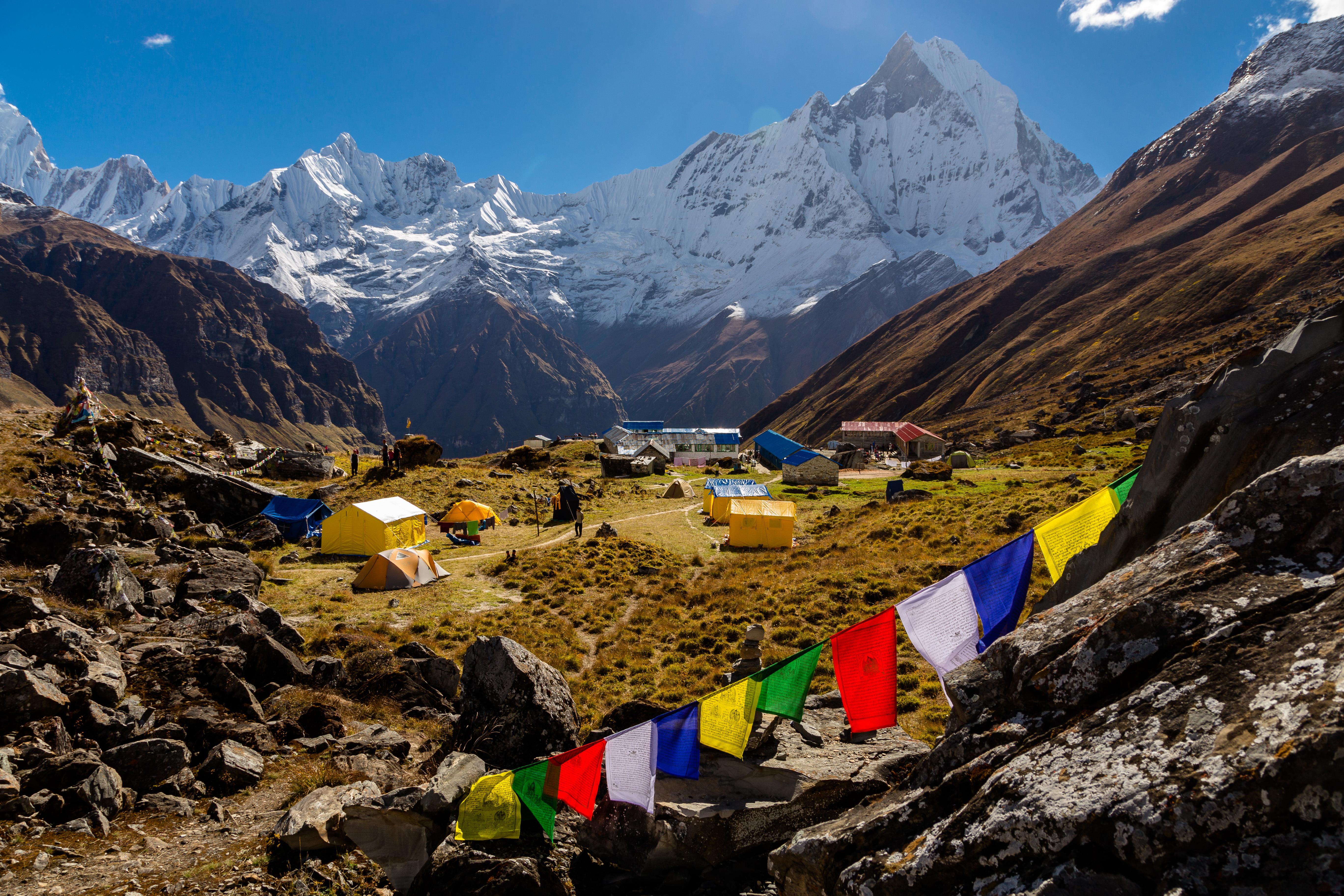 Pure Exploration: Adventure Guide Program – Nepal