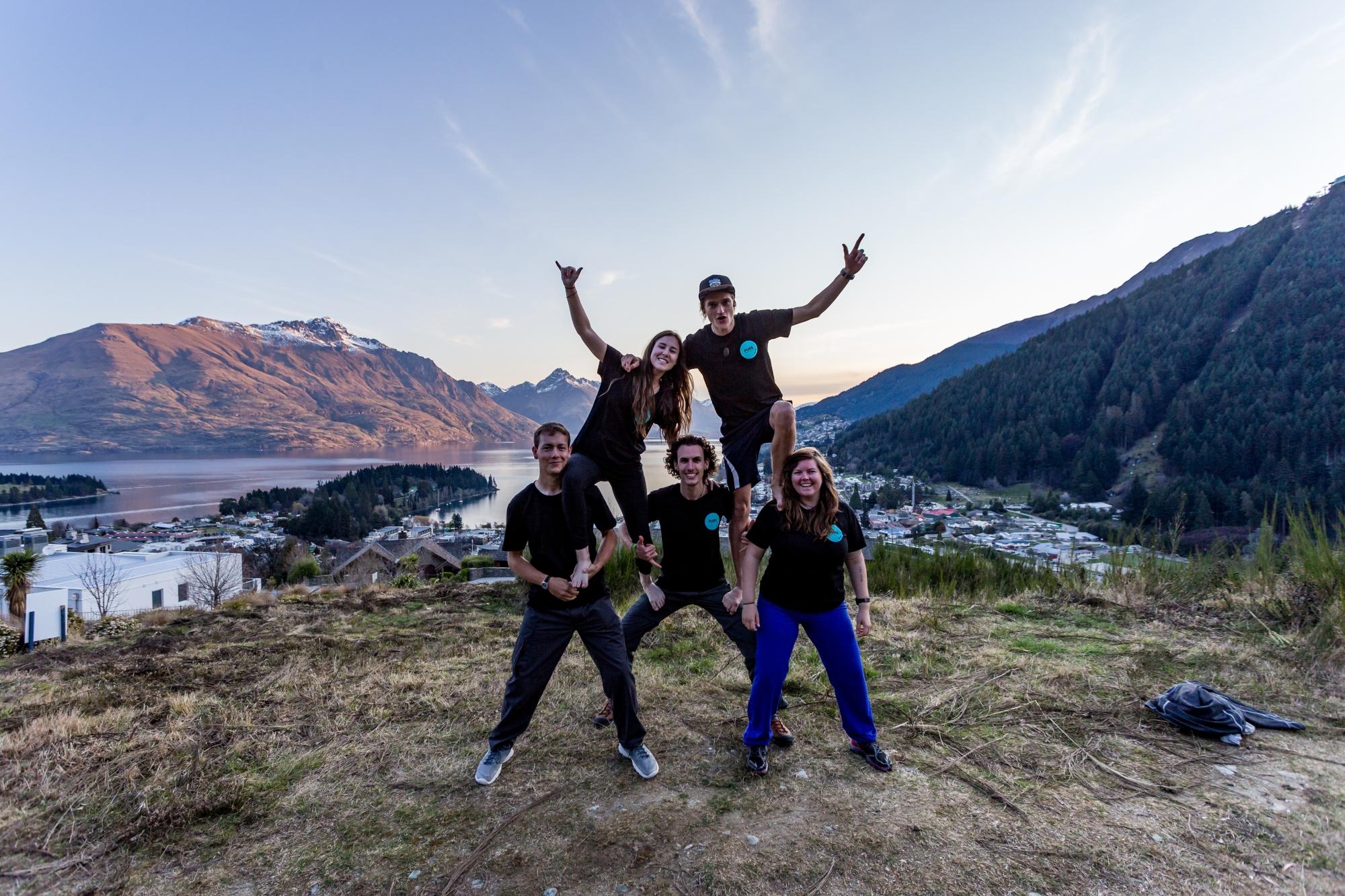Gap Year Program - Pure Exploration: 12 Week Adventure Guide Program - Queenstown, New Zealand  1