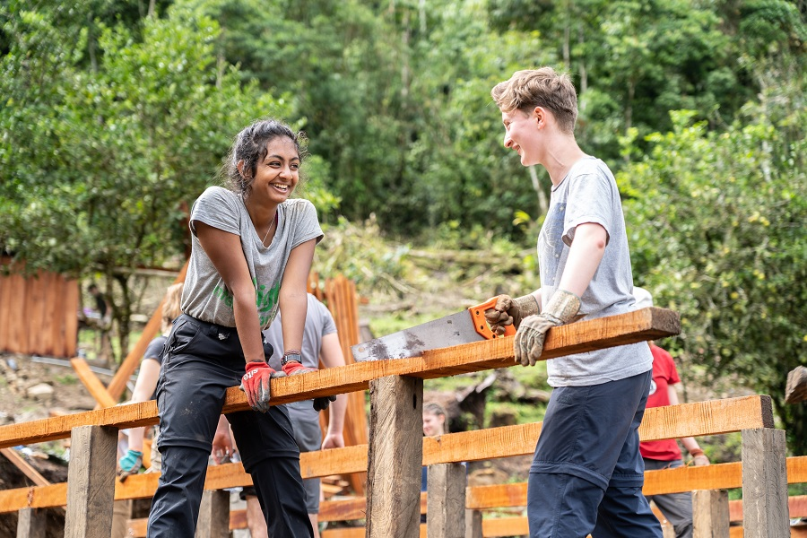 Gap Year Program - Raleigh Expedition - Gap Year and Volunteer Abroad Programs  4