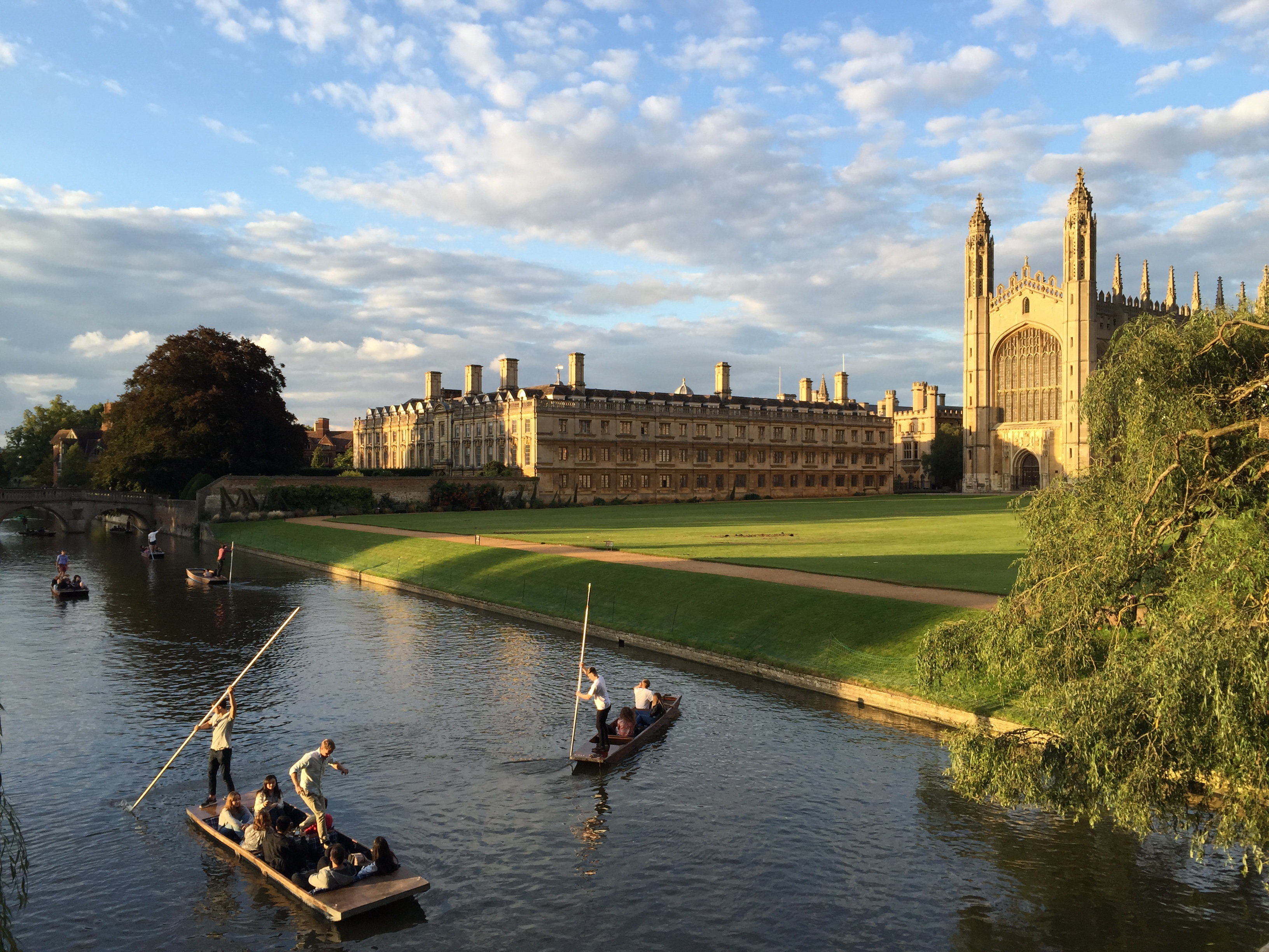Reach Cambridge International Summer Programs