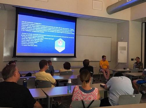 Summer Program - Digital Detox | RESET SUMMER CAMP for Technology, Social-Media Overuse and Gaming Addiction