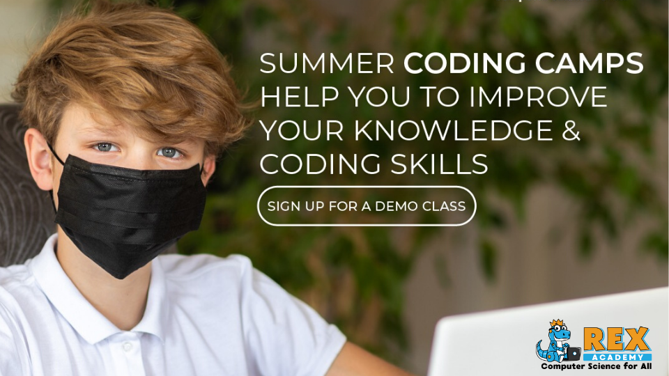 Summer Program - Computer Science | Rex Academy Online Summer STEM Camps