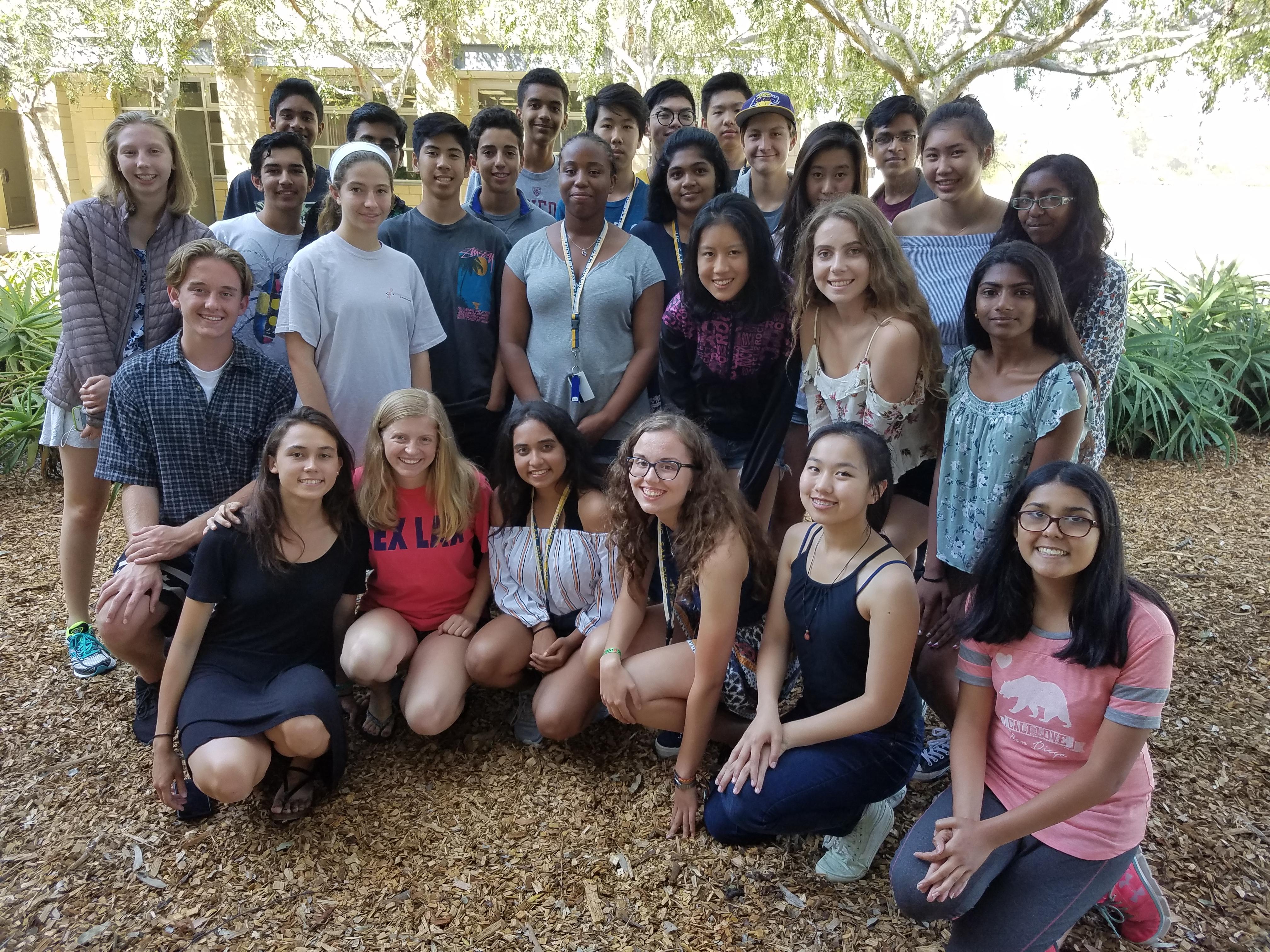 Summer Program - Gifted | Rosetta Institute: Biomedical Camps